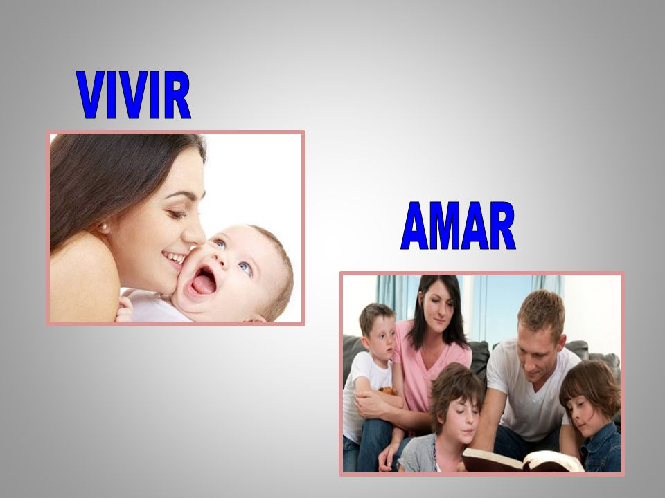 VIVIR AMAR