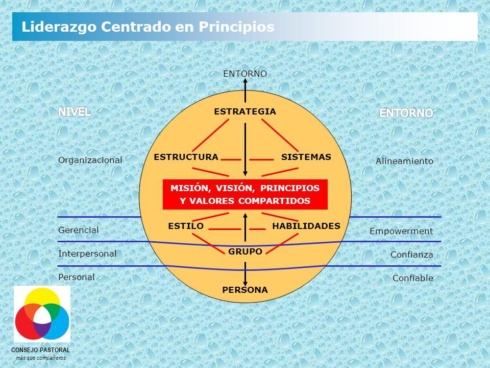 NIVEL Organizacional Gerencial Interpersonal Personal