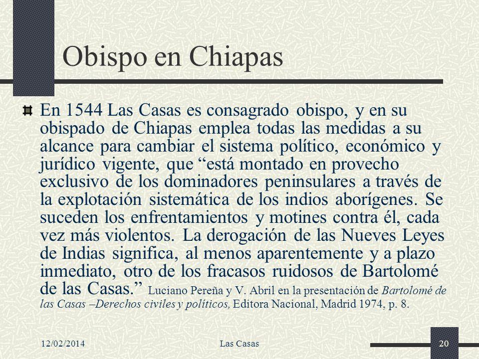 Obispo en Chiapas