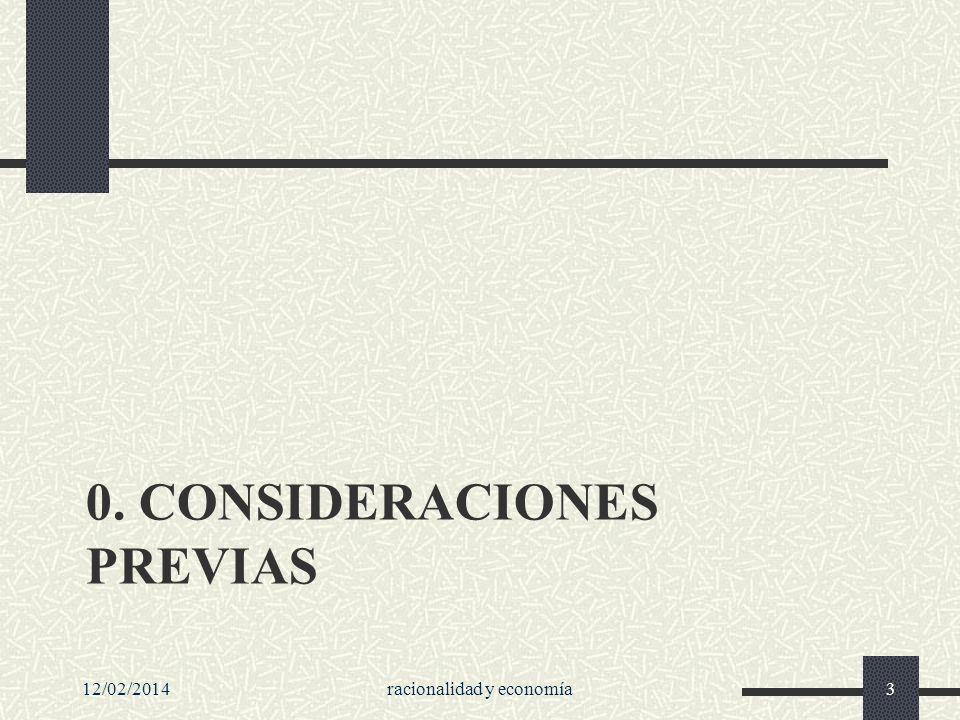 0. CONSIDERACIONES PREVIAS