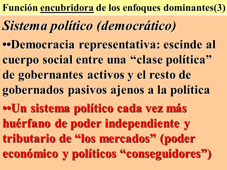 Sistema político (democrático)