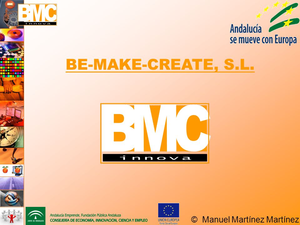 BE-MAKE-CREATE, S.L.