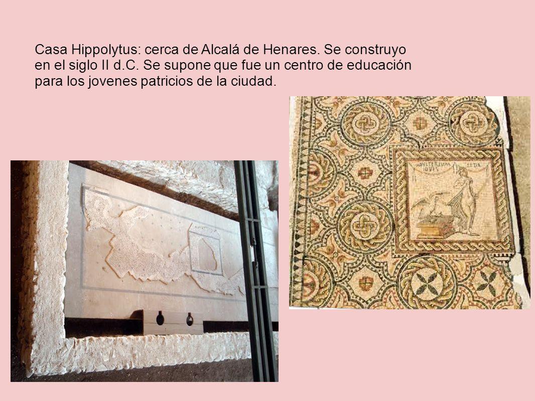 Casa Hippolytus: cerca de Alcalá de Henares