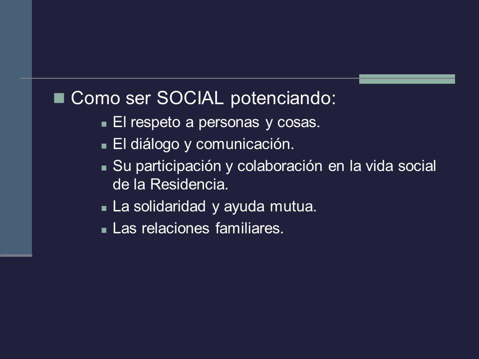 Como ser SOCIAL potenciando: