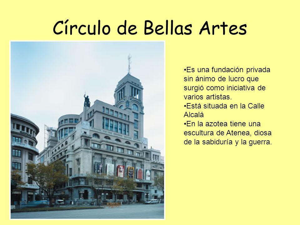 Círculo de Bellas Artes