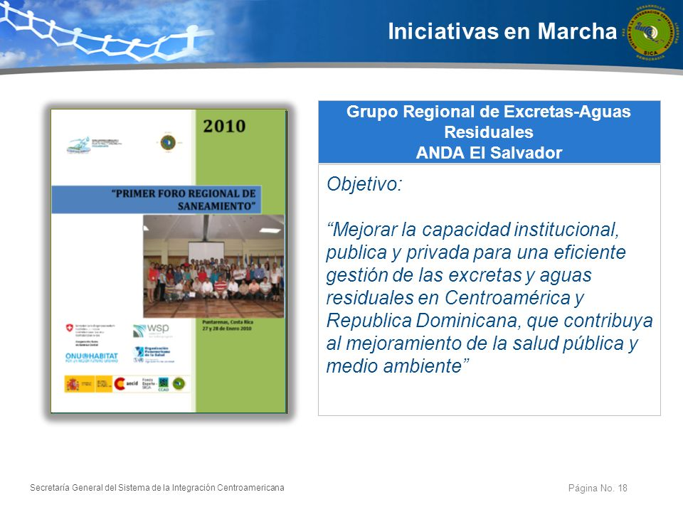 Grupo Regional de Excretas-Aguas Residuales