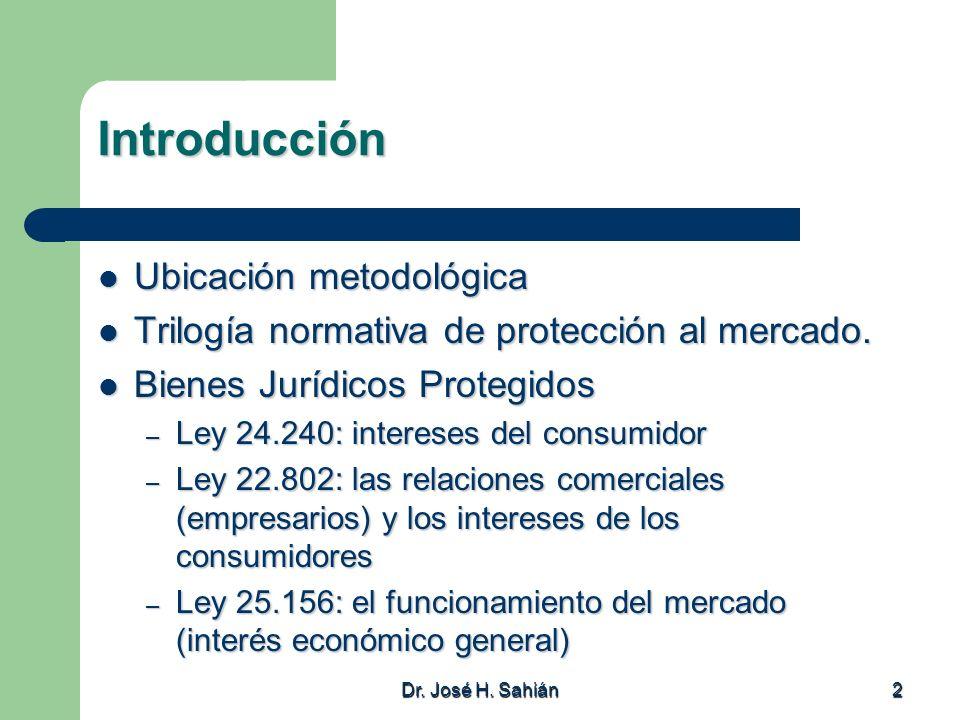 Introducción Ubicación metodológica