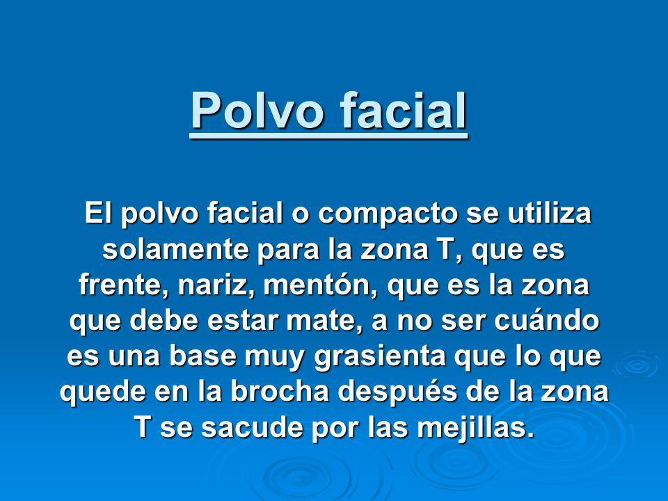 Polvo facial