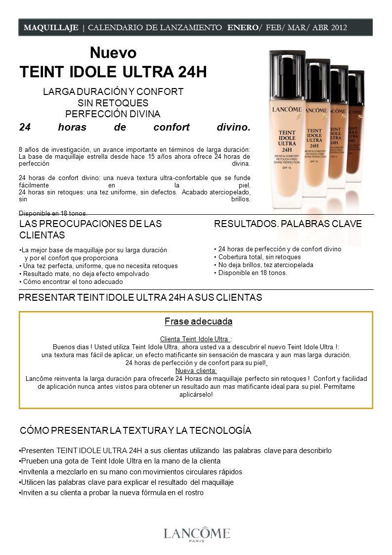 LARGA DURACIÓN Y CONFORT