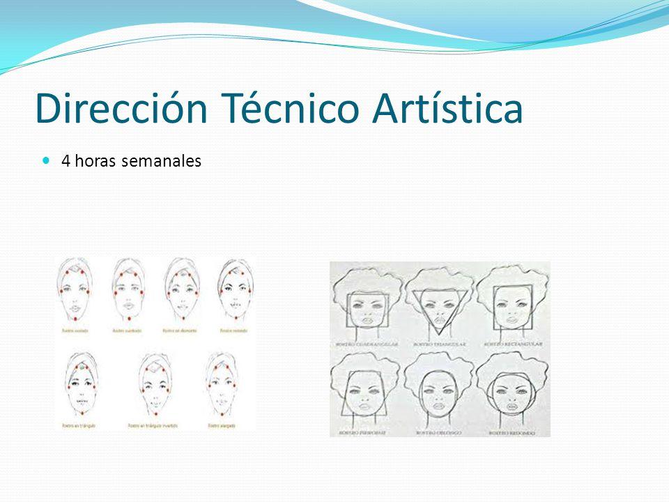 Dirección Técnico Artística