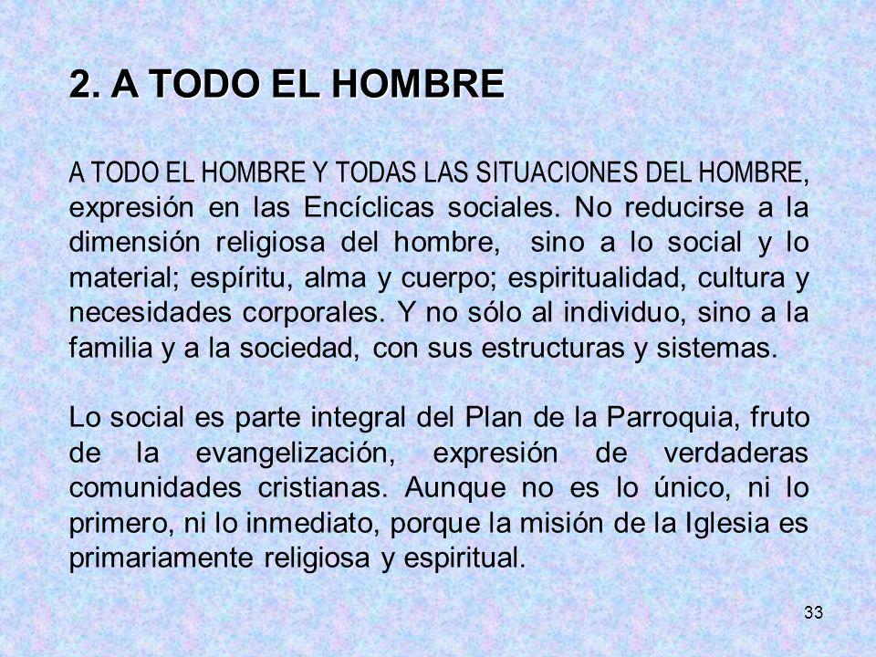 2. A TODO EL HOMBRE