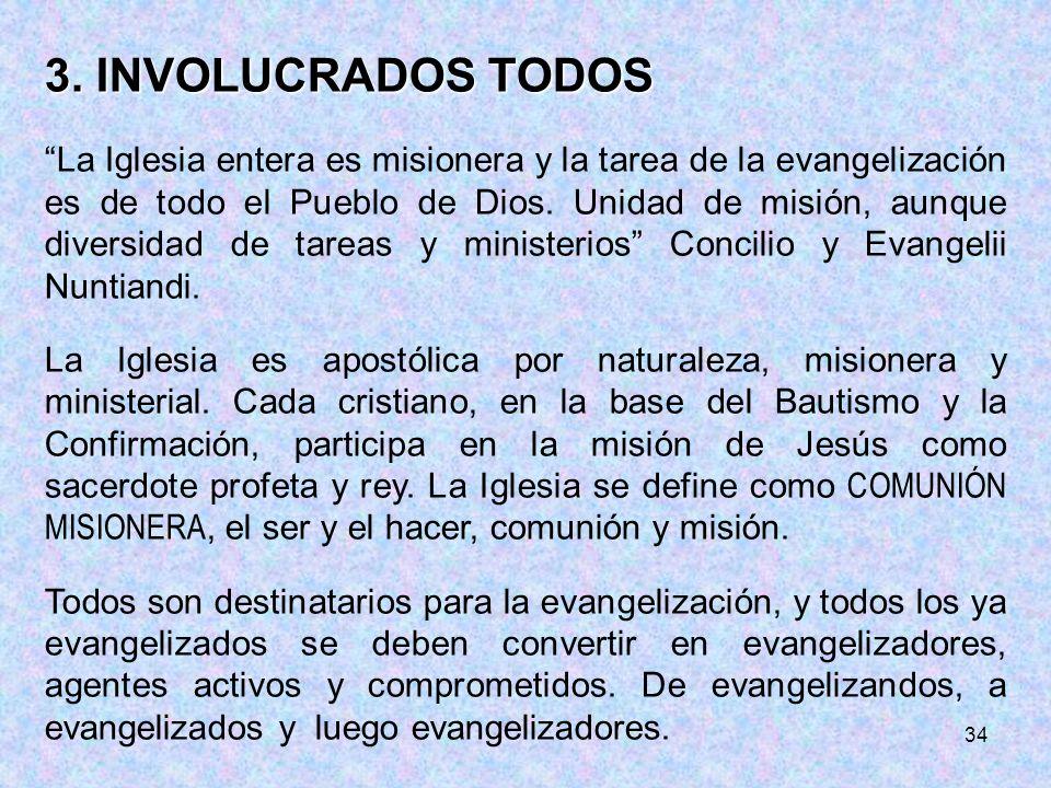 3. INVOLUCRADOS TODOS