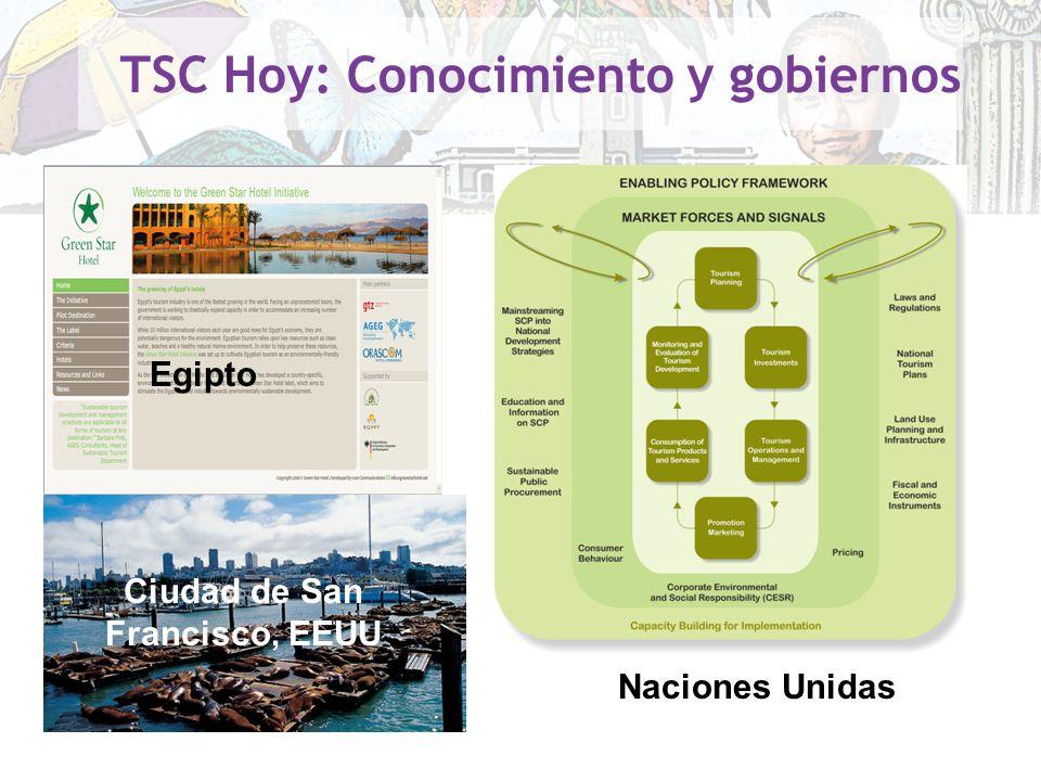 TSC Hoy: Conocimiento y gobiernos