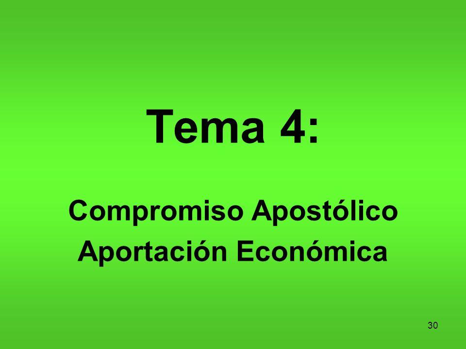 Compromiso Apostólico