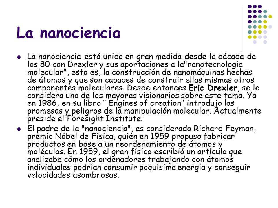 La nanociencia