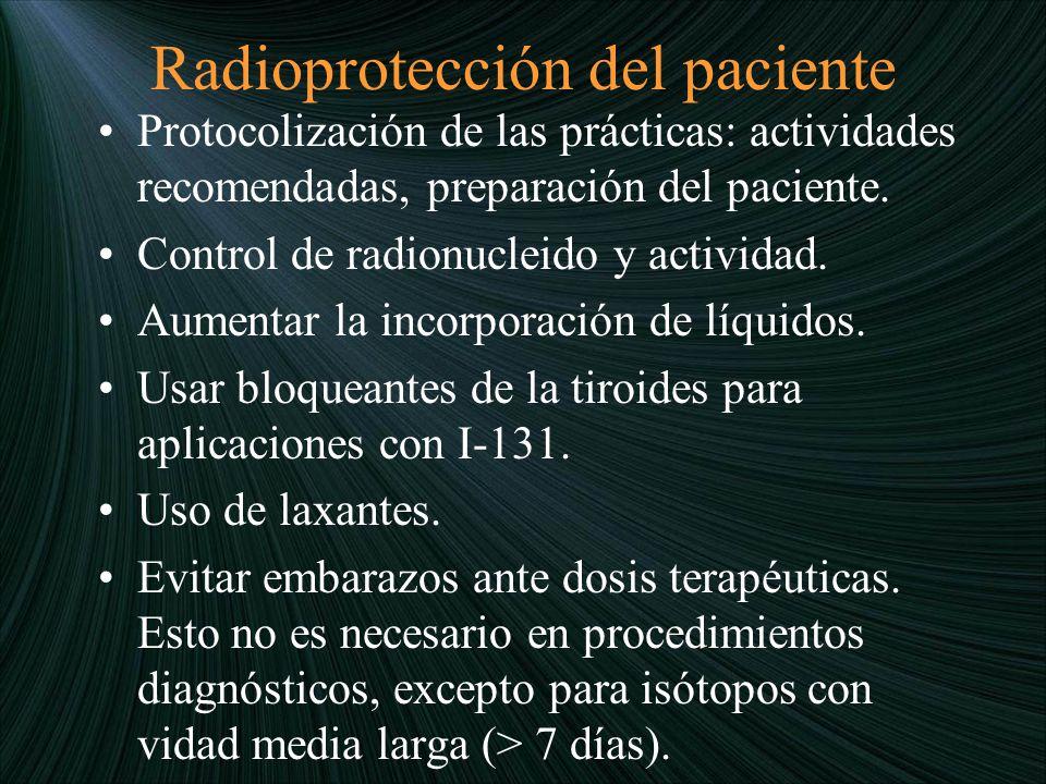 Radioprotección del paciente