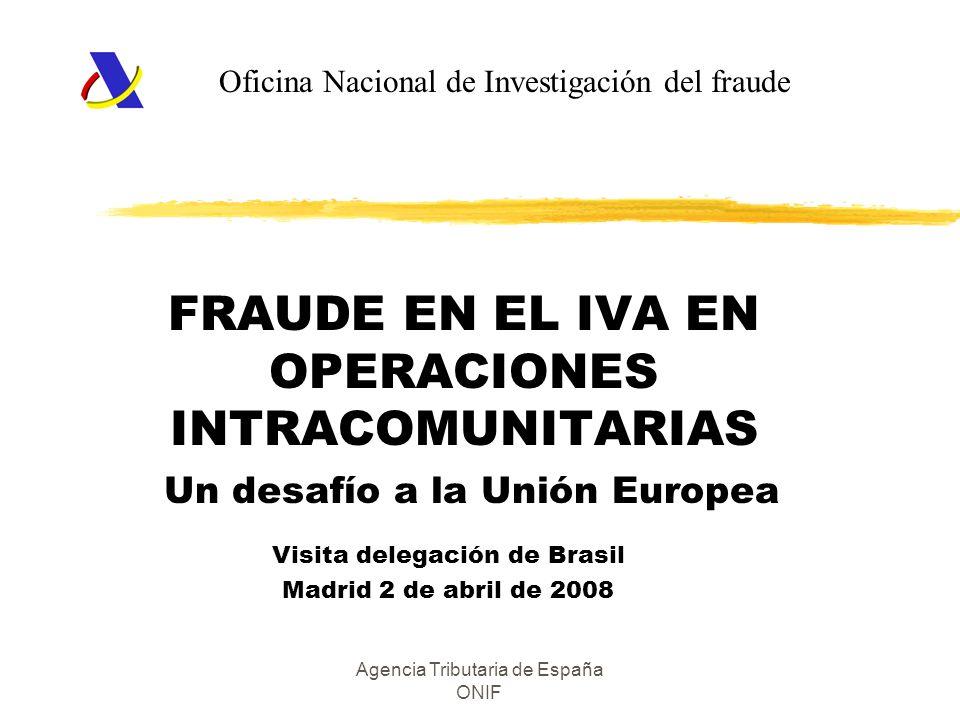 Visita delegaci n de brasil madrid 2 de abril de ppt descargar - Oficinas de la agencia tributaria ...