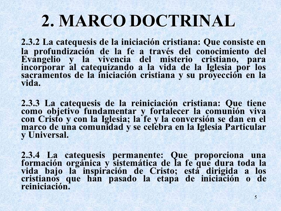 2. MARCO DOCTRINAL