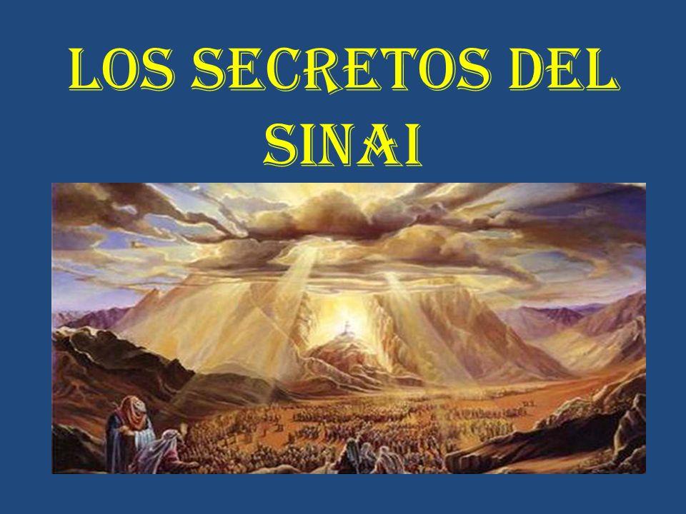 LOS SECRETOS DEL SINAI