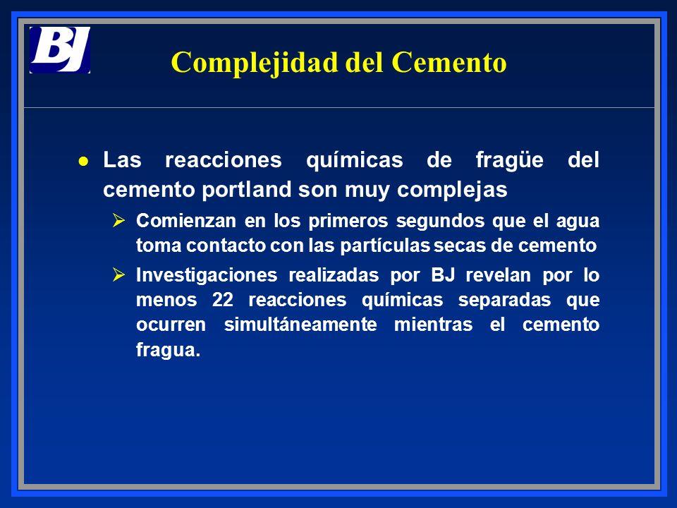 Complejidad del Cemento