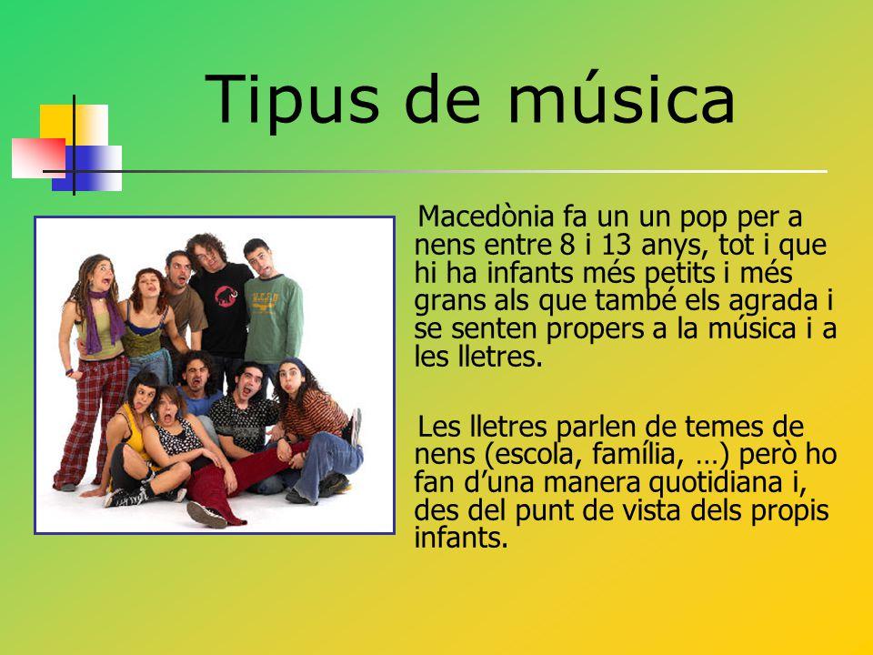 Tipus de música