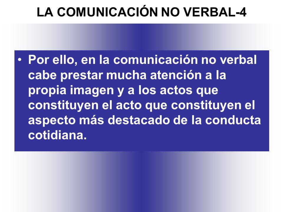 LA COMUNICACIÓN NO VERBAL-4