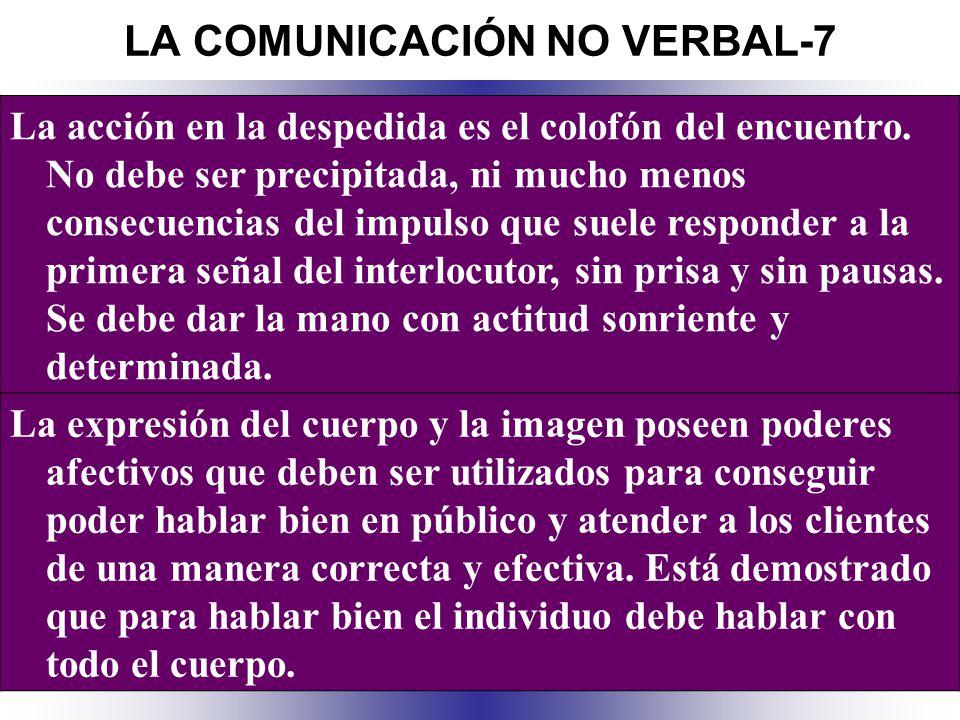 LA COMUNICACIÓN NO VERBAL-7