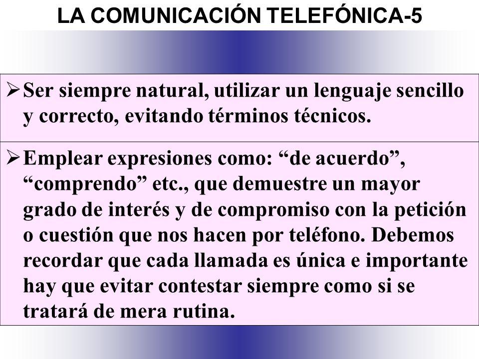 LA COMUNICACIÓN TELEFÓNICA-5