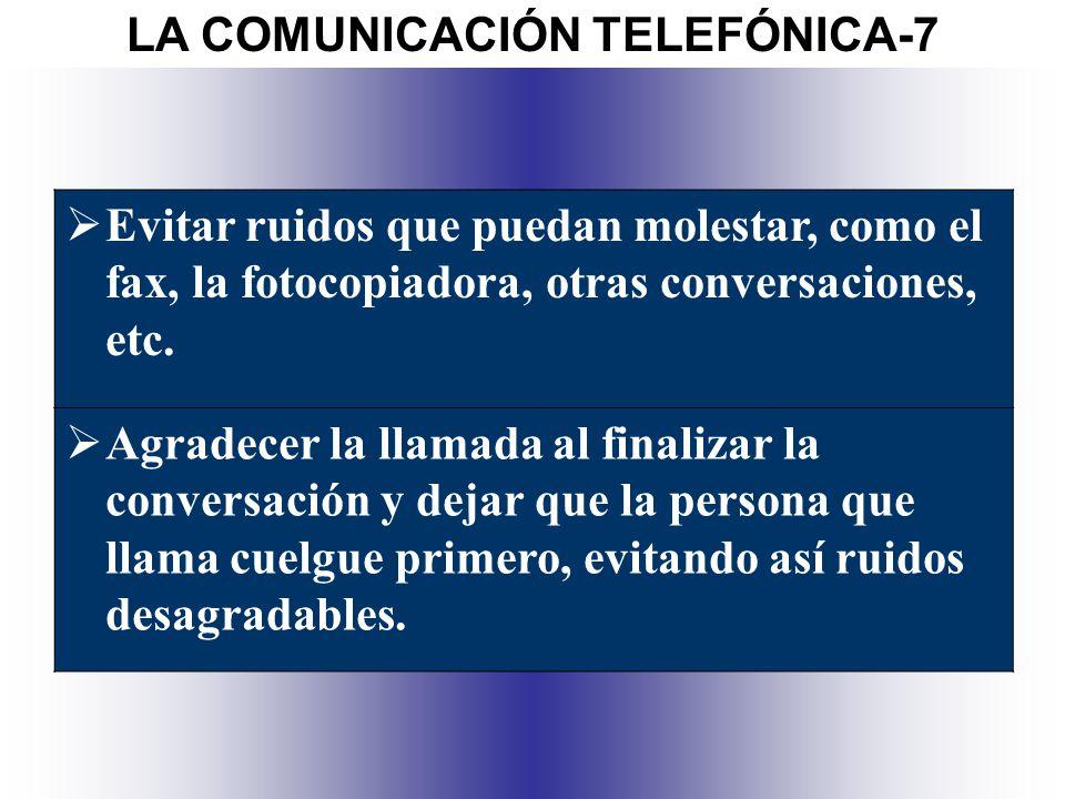 LA COMUNICACIÓN TELEFÓNICA-7