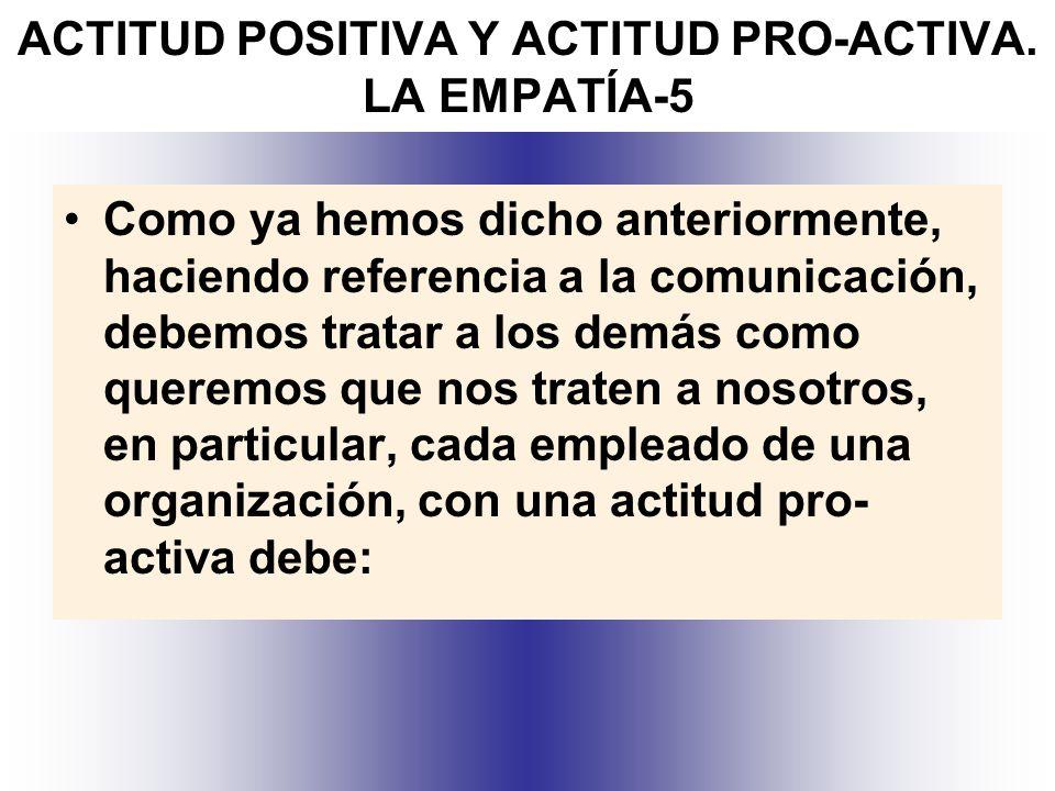 ACTITUD POSITIVA Y ACTITUD PRO-ACTIVA. LA EMPATÍA-5