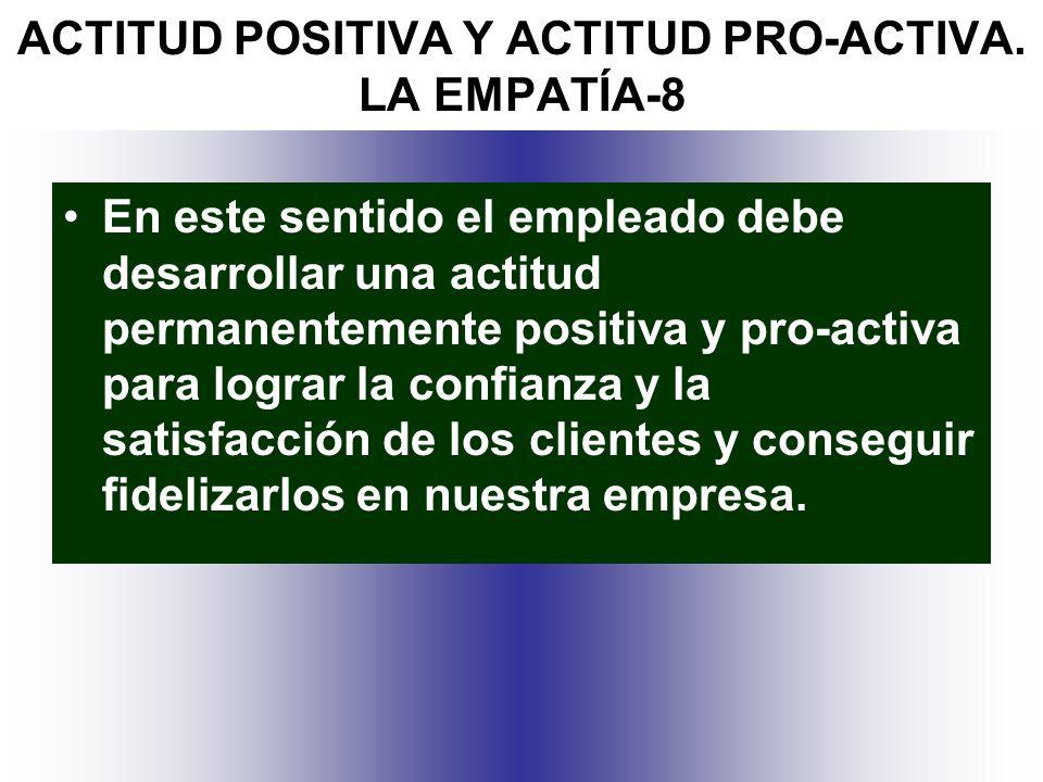 ACTITUD POSITIVA Y ACTITUD PRO-ACTIVA. LA EMPATÍA-8