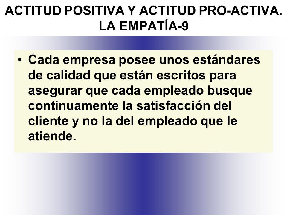 ACTITUD POSITIVA Y ACTITUD PRO-ACTIVA. LA EMPATÍA-9