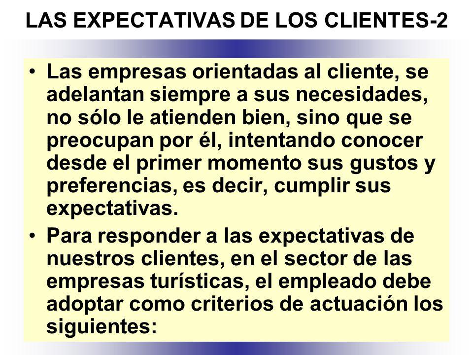 LAS EXPECTATIVAS DE LOS CLIENTES-2