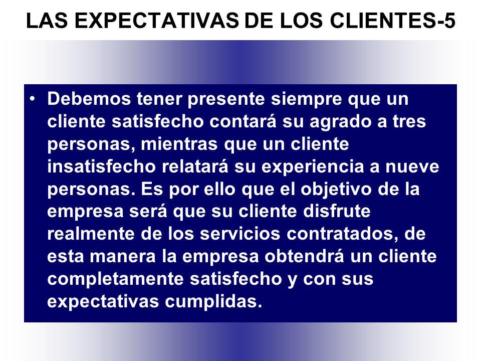 LAS EXPECTATIVAS DE LOS CLIENTES-5