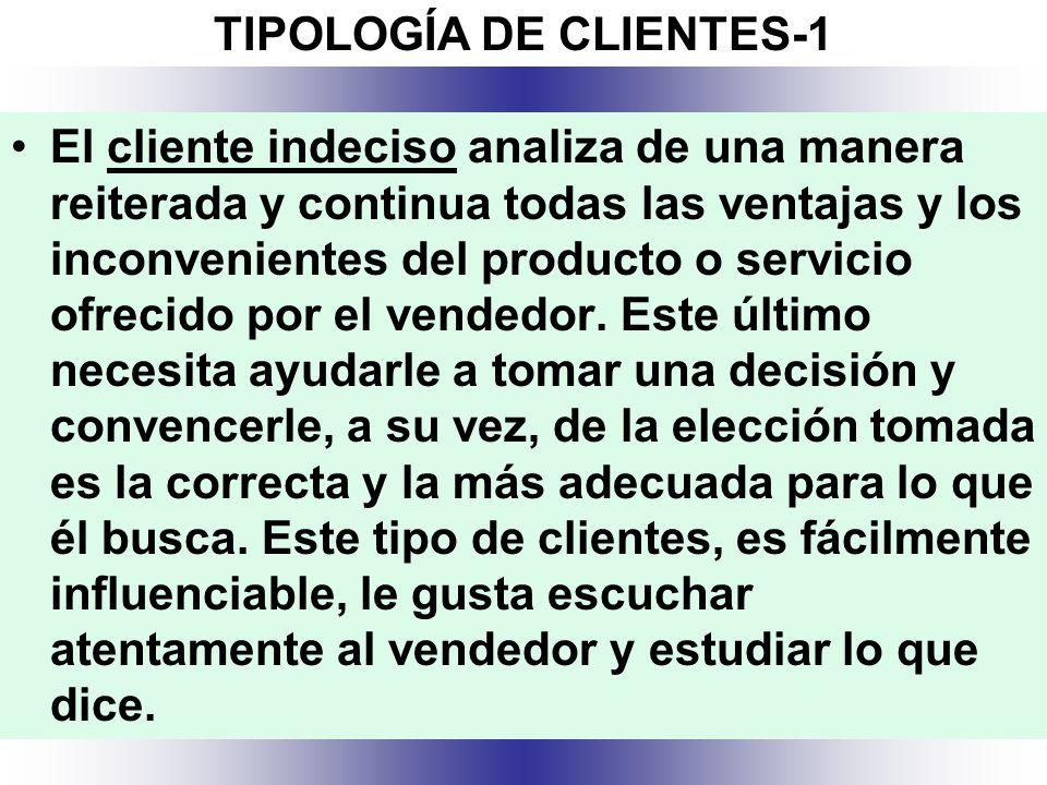 TIPOLOGÍA DE CLIENTES-1