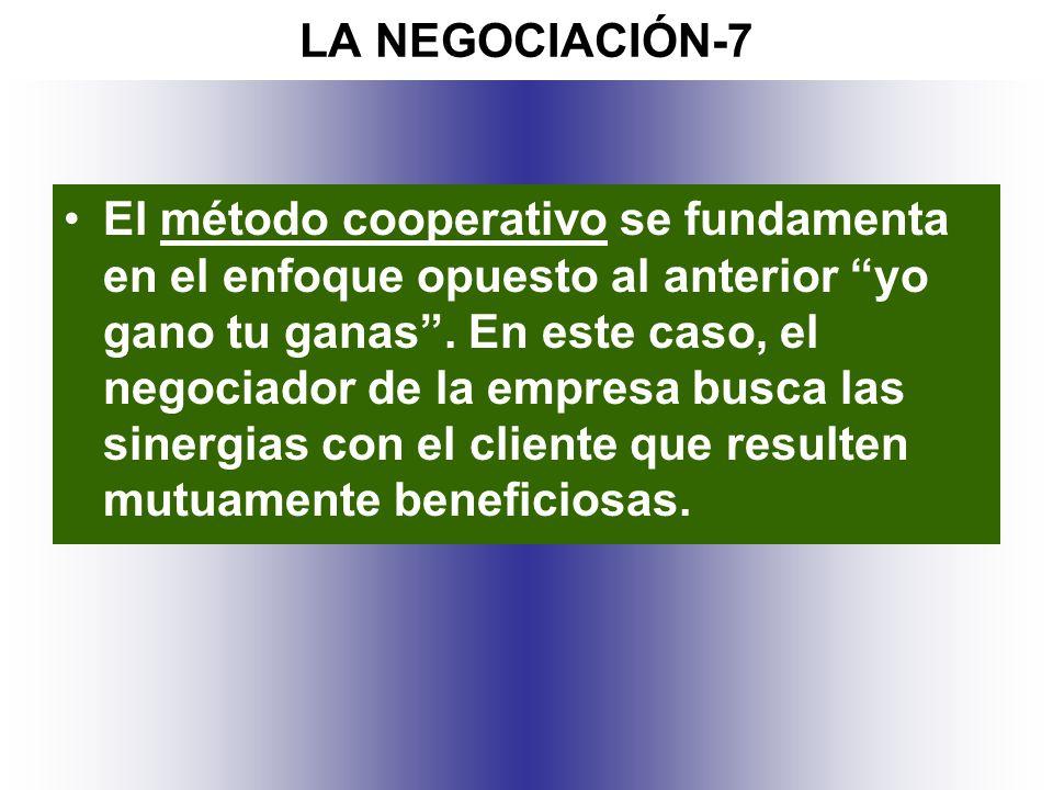 LA NEGOCIACIÓN-7