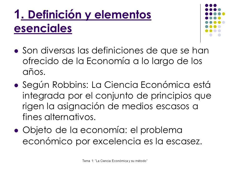 1. Definición y elementos esenciales