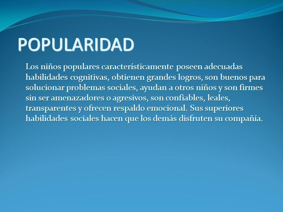POPULARIDAD