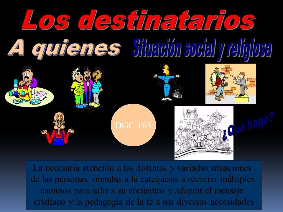 Situación social y religiosa