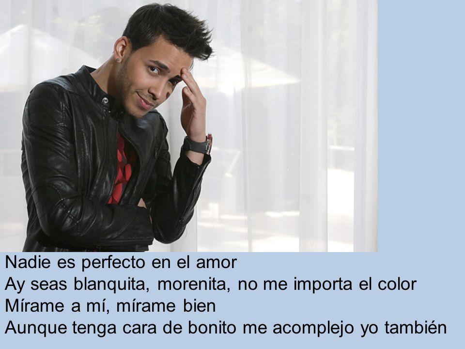 Nadie es perfecto en el amor