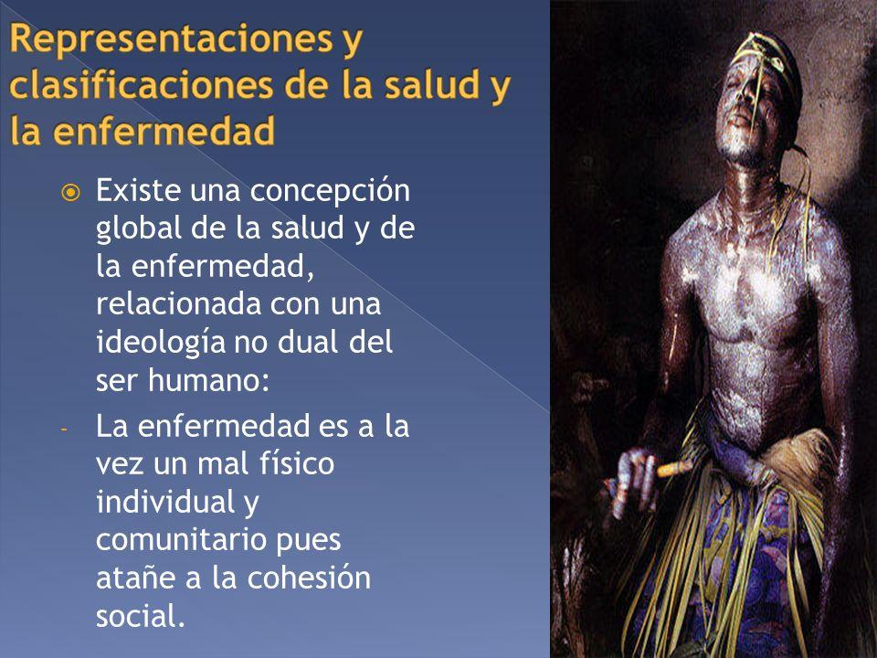 Representaciones y clasificaciones de la salud y la enfermedad