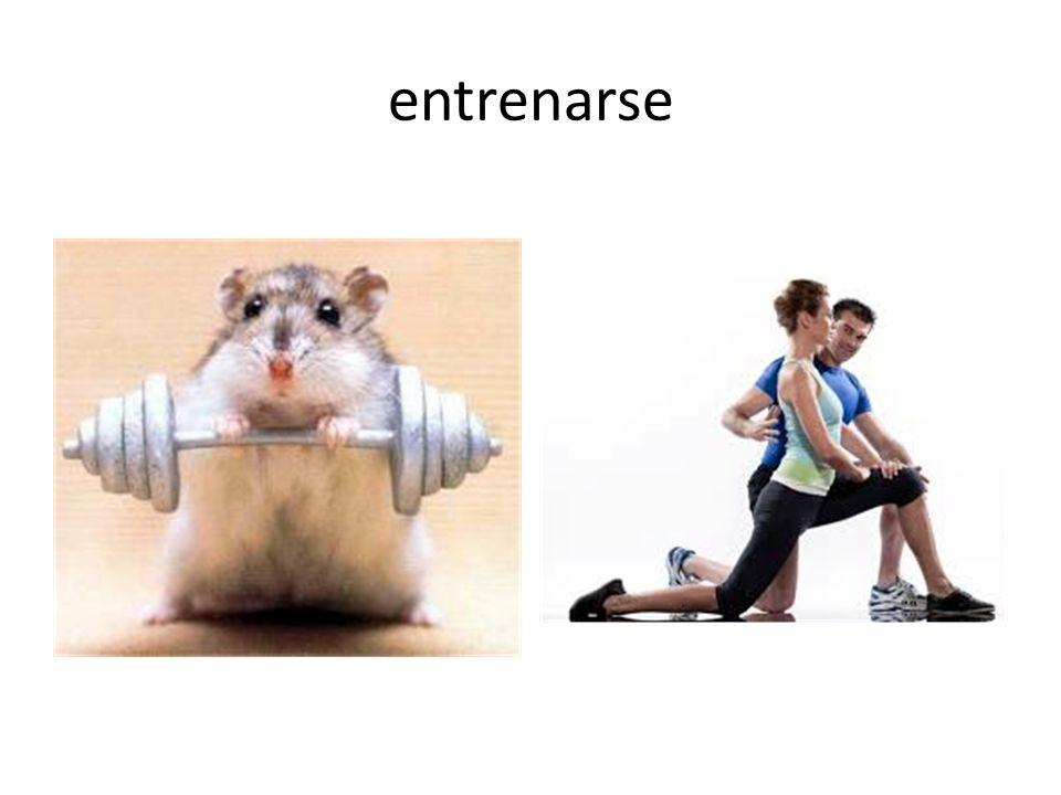 entrenarse