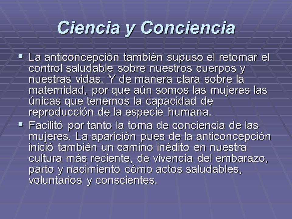 Ciencia y Conciencia