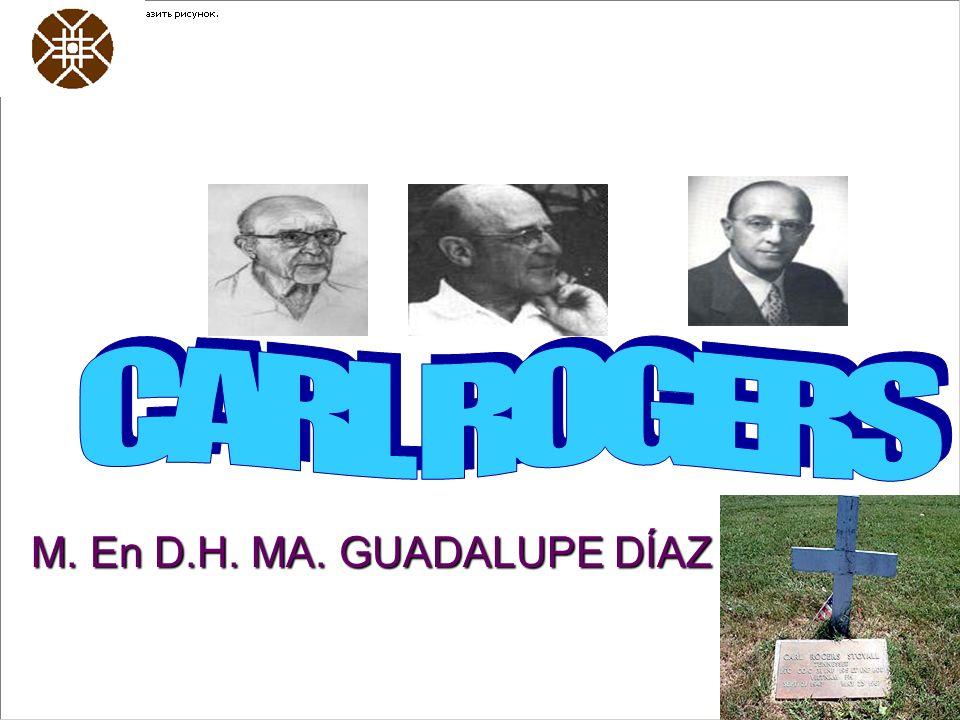 M. En D.H. MA. GUADALUPE DÍAZ CÁRABES