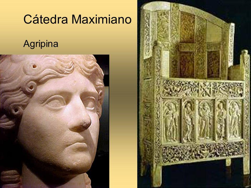 Cátedra Maximiano Agripina