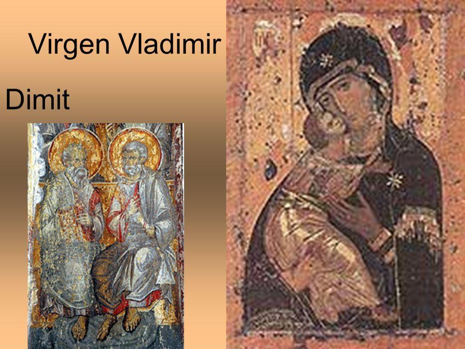 Virgen Vladimir Dimit