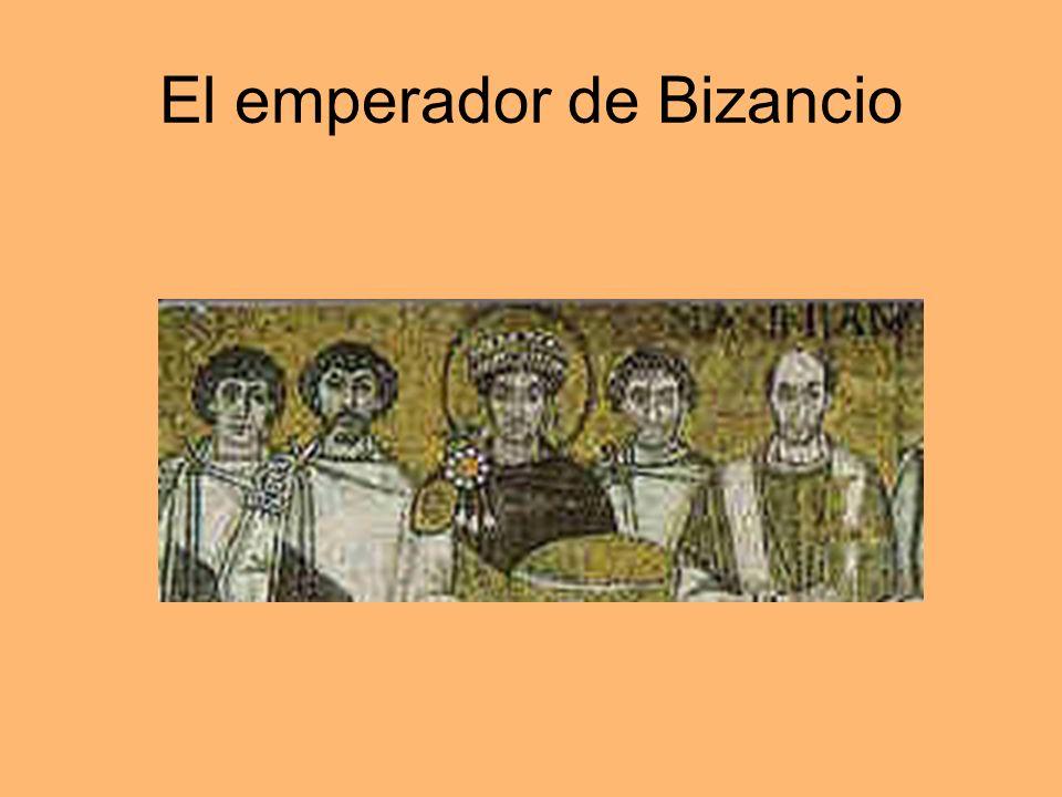 El emperador de Bizancio