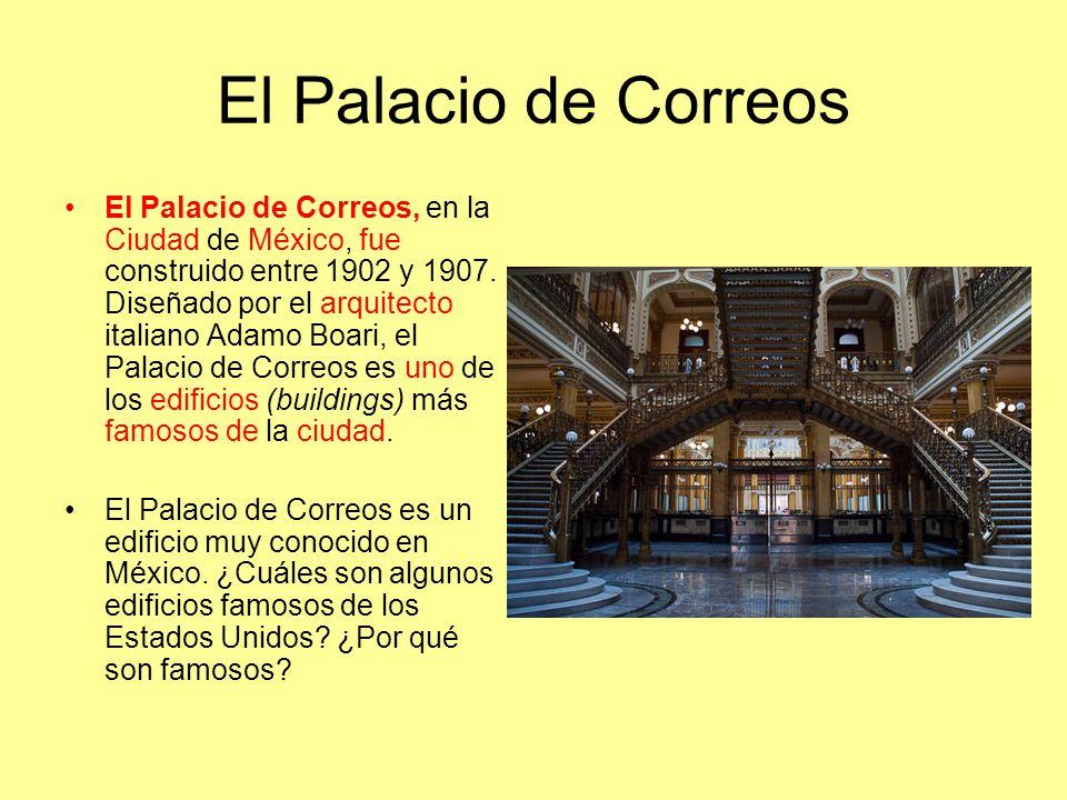 El Palacio de Correos