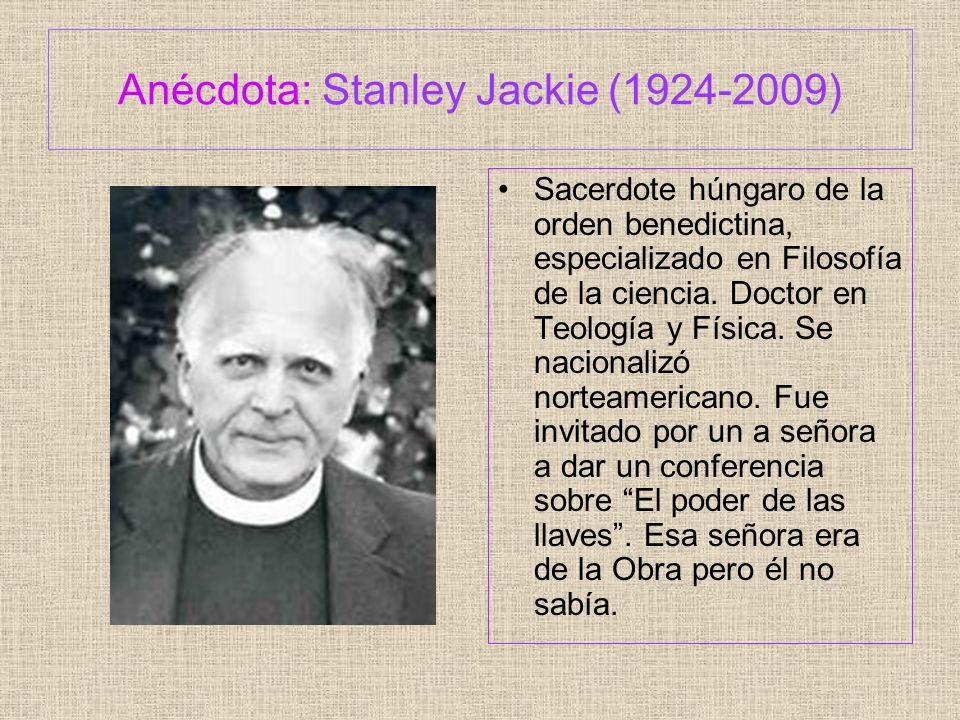 Anécdota: Stanley Jackie (1924-2009)