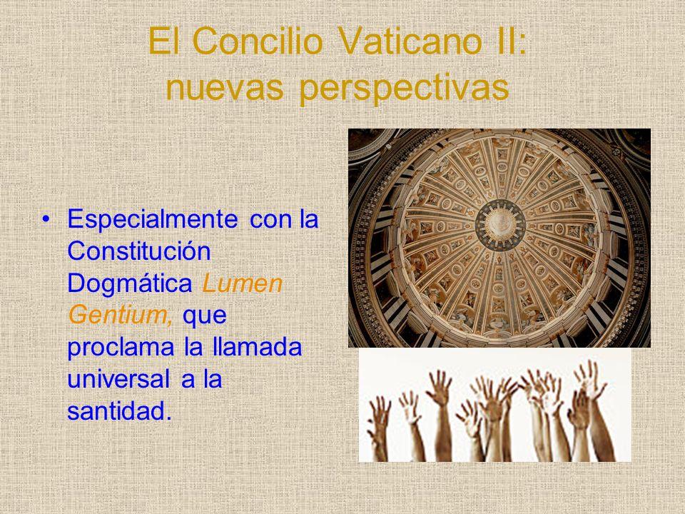 El Concilio Vaticano II: nuevas perspectivas